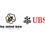 UBS and Mind Bee logos